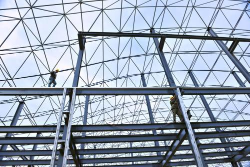 钢结构构件正常使用性鉴定